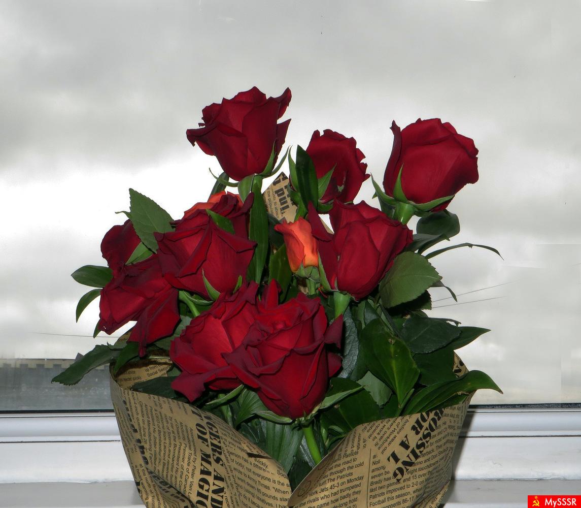 Букет цветов для наташи фото