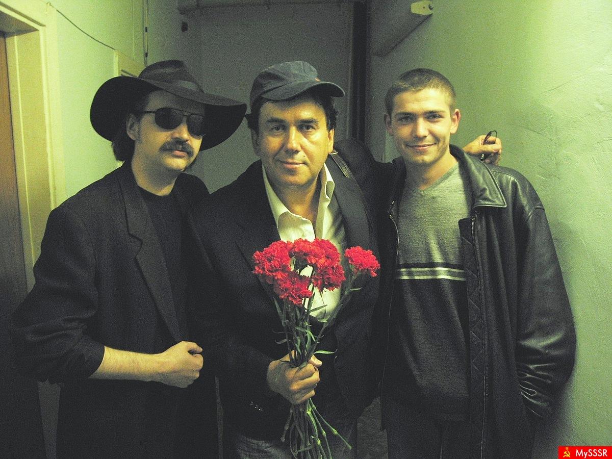Боярский Михаил Сергеевич - биография, фото, песни, фильмы, личная жизнь 19